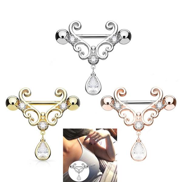 Steel, Jewelry, Stainless Steel, body Piercing