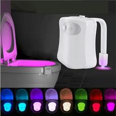 Bathroom, lednightlight, lightbowl, lights