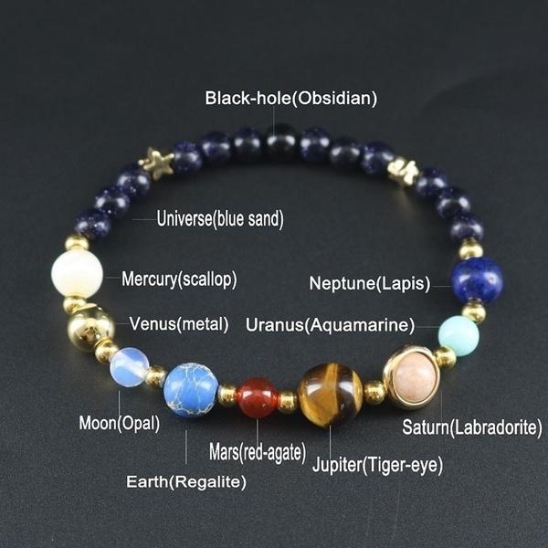planetbracelet, Charm Bracelet, Fashion, Star