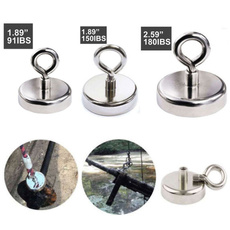 Magnet, Hunting, permanentmagnetic, salvagetool