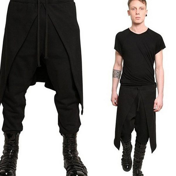 Goth, Plus Size, casualtrouser, Casual pants