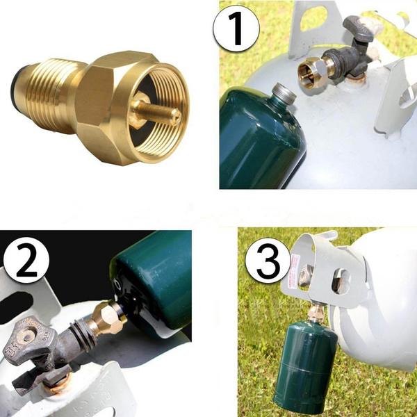 Brass, heater, cylinder, Tank