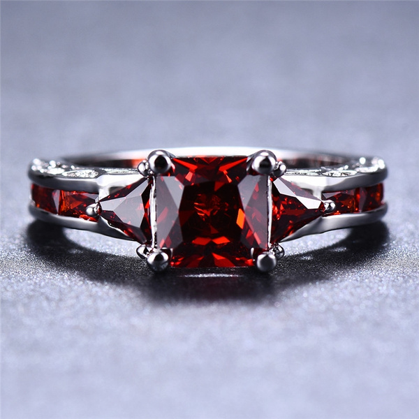 Sterling, Fashion, 925 silver rings, Engagement Ring
