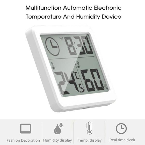 thermostat, Clock, temperatureclock, Meter