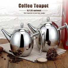 Steel, Coffee, Stainless Steel, Capacity