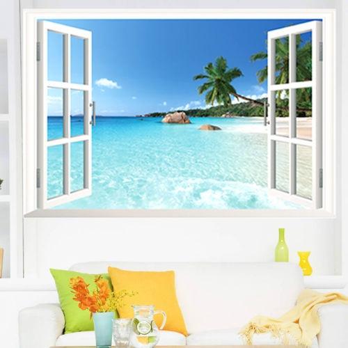 Decor, Home Decor, Fashion wall sticker, Home & Living