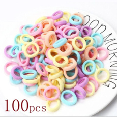 girlshairband, scrunchie, Elastic, candy color
