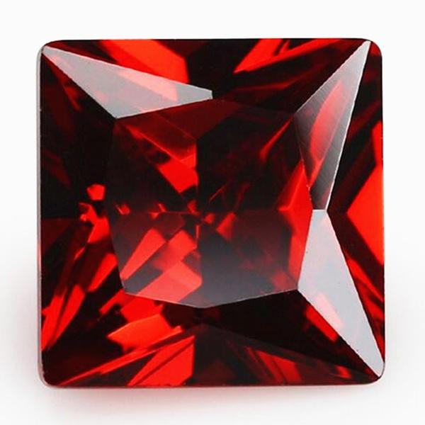 DIAMOND, Jewelry, ruby, aaazircon