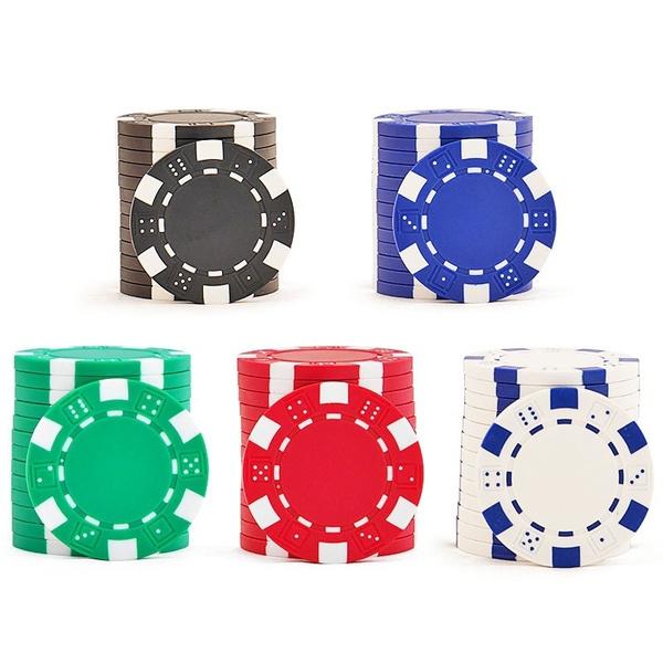 pokerchip, Poker, Jewelry, gold