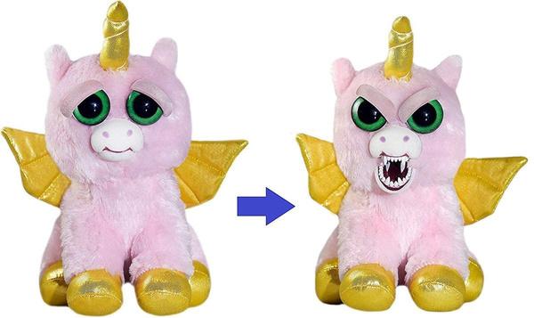 Toy, Plush, unicorn