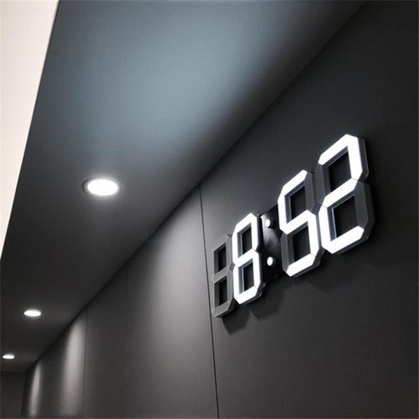 Home & Kitchen, Modern, led, Alarm Clock