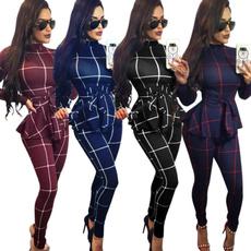 Fashion, jogging suit, onepiece, track suit