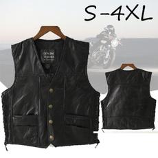 Sheep, motorcyclejacket, Vest, Jacket