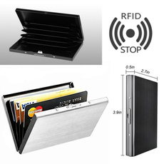 cardclip, rfidblockingcardholder, metalcardholder, Stainless Steel
