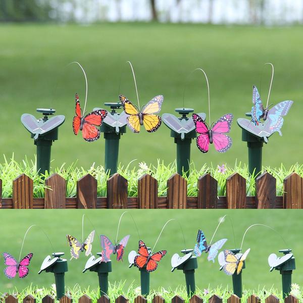 Home & Kitchen, Butterflies, Garden, Dancing