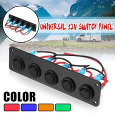 switchescontrol, rv, led, motorhome