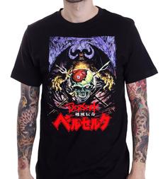 Mens T Shirt, Anime & Manga, Fashion, Printed Tee