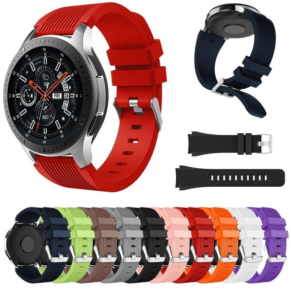 S3, siliconewatchband, Samsung, Silicone