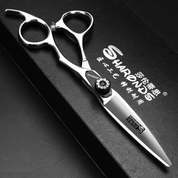 Stainless Steel Scissors, japanesesteelscissor, professionalhairdressingscissor, Jewelry