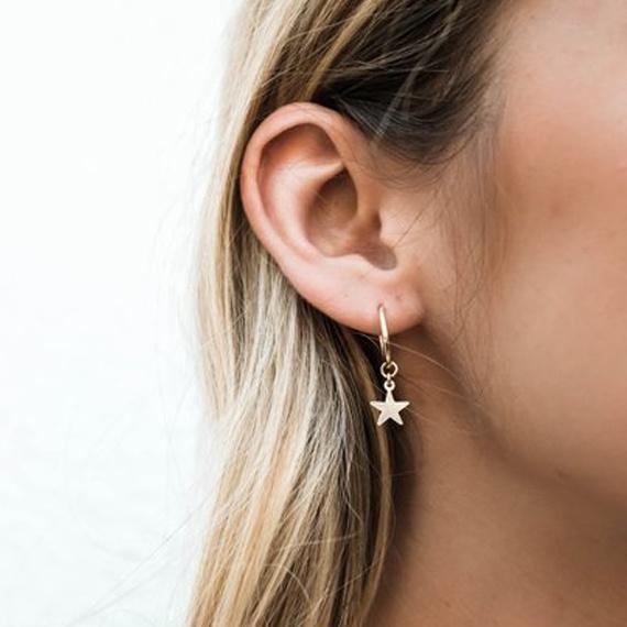 charmearring, Fashion Accessory, Hoop Earring, Dangle Earring