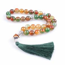 rosarybead, Beaded Bracelets, Tassels, prayerbracelet