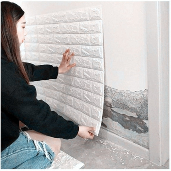 wallstickersampmural, Home Decor, 3dwallsticker, Simple