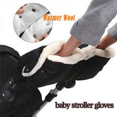 woolen, babystroller, Winter, Gloves