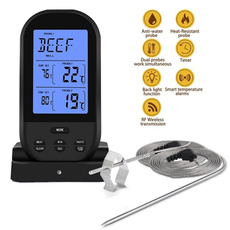 altimeterthermometergrill, Grill, cookingthermometer, Remote