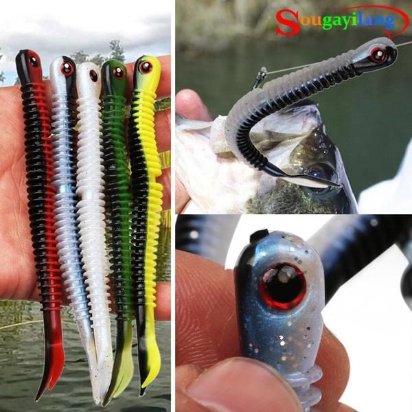 Blues, fishingbait, softlure, Fishing Lure