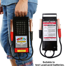 Steel, Vans, vehicleaccessorie, batteryanalyzer