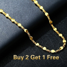 Fashion, Jewelry, gold, Simple