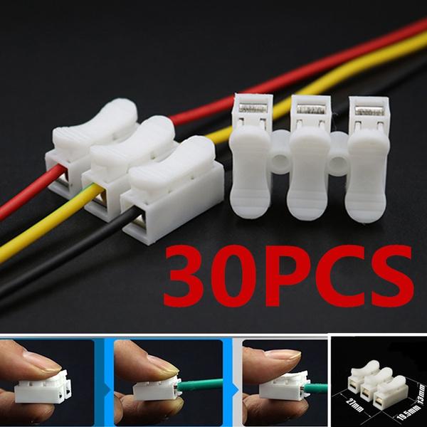 Cables & Connectors, noweldingconnector, springclamp, Home & Living