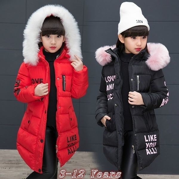 cute, downovercoat, fur, Winter