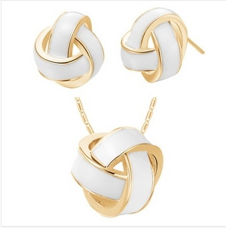 goldplated, White Gold, Fashion, Jewelry