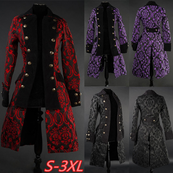 Casual Jackets, Goth, Plus Size, Cosplay
