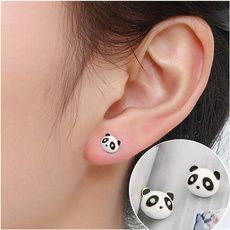cute, Fashion, Jewelry, ear studs
