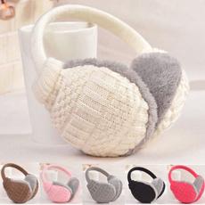 bigearmuff, Knitting, Winter, Fleece
