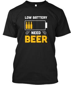 Slim Fit, Shirt, letter print, Battery