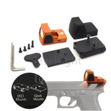 rmr, glock, Hunting, rail