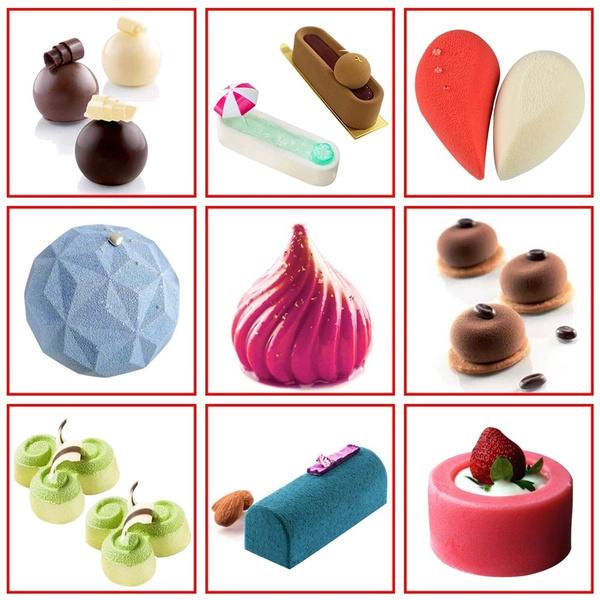 Bakeware, Heart, Baking, Food