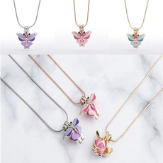 butterfly, Chain Necklace, Necklace, Gifts