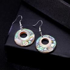 Fashion, Jewelry, Pearl Earrings, totem