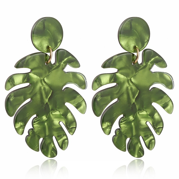 Plants, jewelryampaccessorie, Dangle Earring, Jewelry