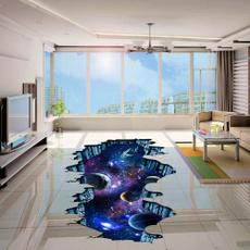 galaxystarssticker, spacewallsticker, spaceplanetssticker, Home & Living