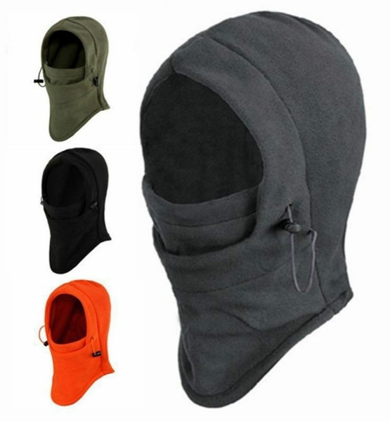 Fleece, Outdoor, Winter, skimask