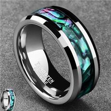 Steel, tungstenring, wedding ring, Gifts
