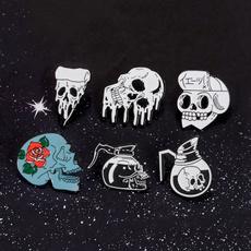 Goth, Fashion, cooljewelry, Skeleton