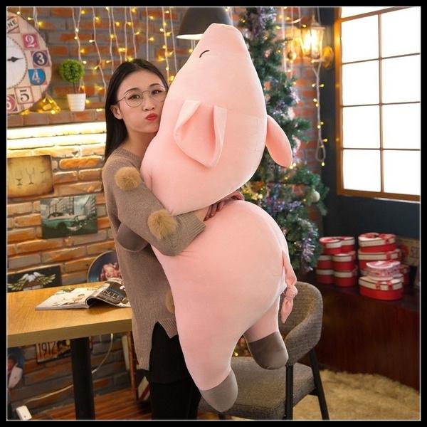 pink, Toy, childrensplushtoy, Gifts