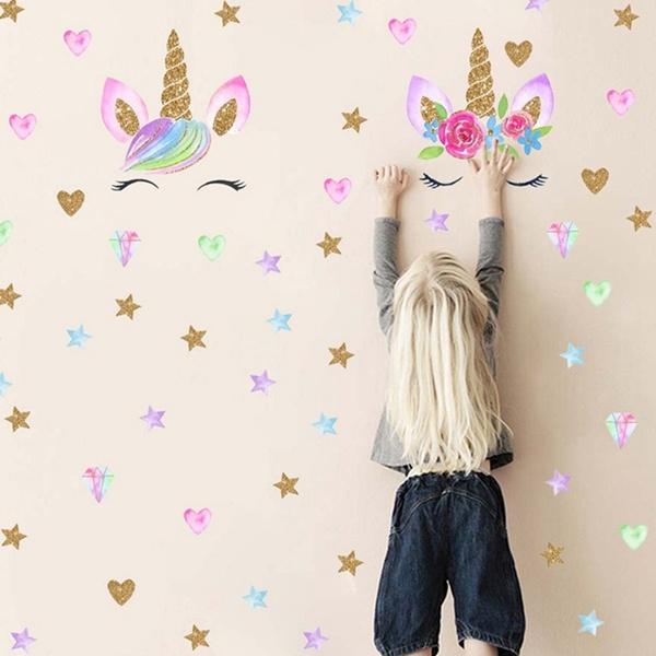 removablewalldecal, Decor, Flowers, Wall Art