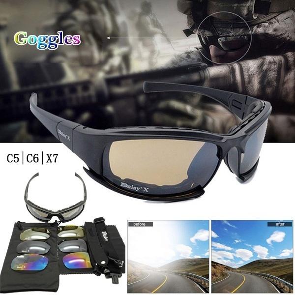 Kit, Outdoor Sunglasses, bulletproofsunglasse, Army